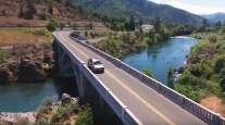 Scenic Oregon highway