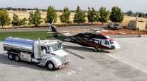 PJ Helicopters and Kenworth Truck