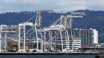 Howard Terminal at Port of Oakland