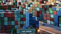 Port of L.A. containers