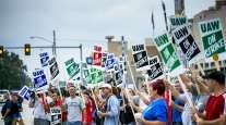 UAW strike against General Motors