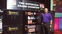 SuperTech Grand Champion Mark McLean