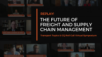 The Future of Freight and Supply Chain Symposium