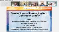 Screenshot of Mentorship session - 2021 TMC Spring Meeting