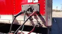 tractor to trailer connections