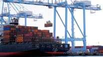 Cranes at Port of Tacoma