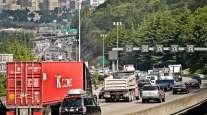 Traffic in Washington