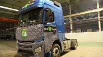 Autonomous Truck