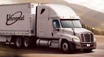 Universal Logistics truck
