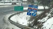 I-81 in Virginia