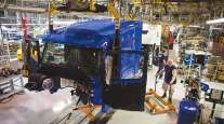 Volvo NRV plant