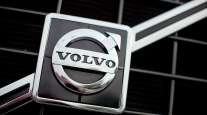 Volvo grille
