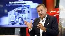 Volvo Trucks North America's Peter Voorhoeve