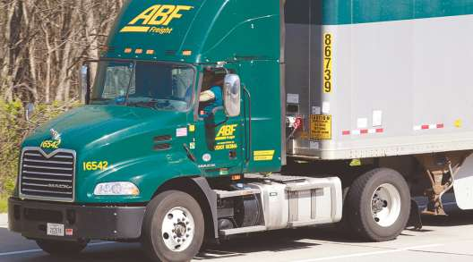 ABF Freight truck
