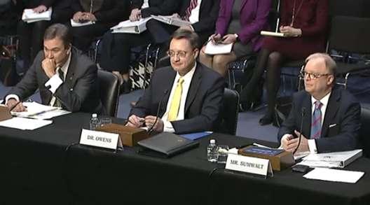 Panelists at Senate Commerce Committee hearing on autonomous vehicles