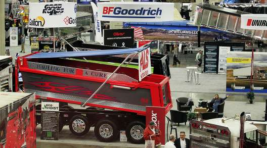 BFGoodrich exhibit at MATS 2019