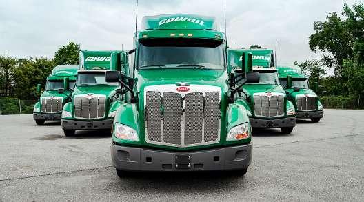 Cowan trucks