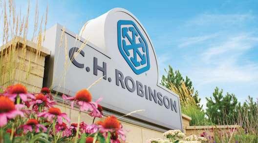 C.H. Robinson headquarters