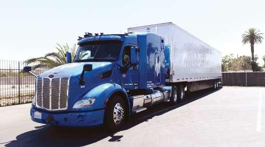 Embark truck