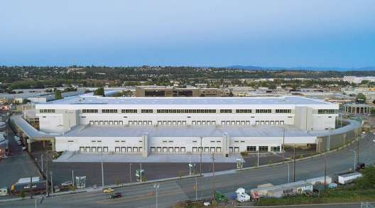 Prologis warehouse near Seattle