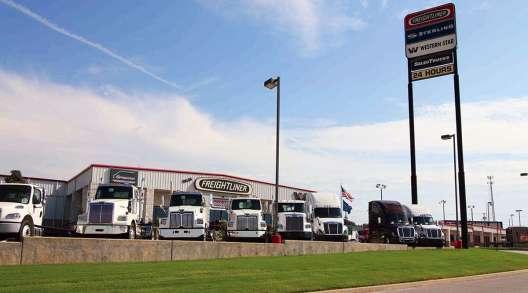 Freightliner dealer