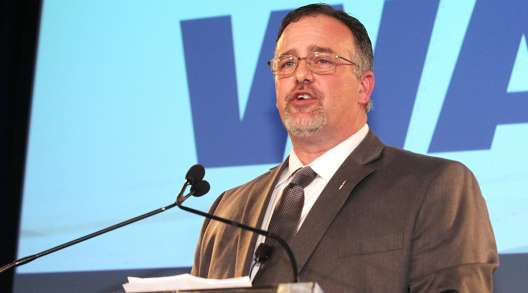 TMC Chairman Jeff Harris