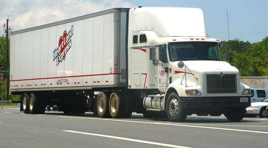 Heartland Express Truck