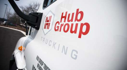 Hub Group logo