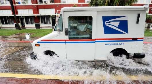 Imelda floods Texas