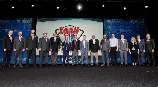 The fifth class of LEAD ATA