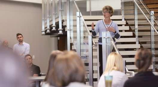 ArcBest CEO Judy McReynolds