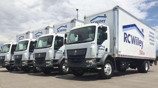 Kenworth medium-duty trucks