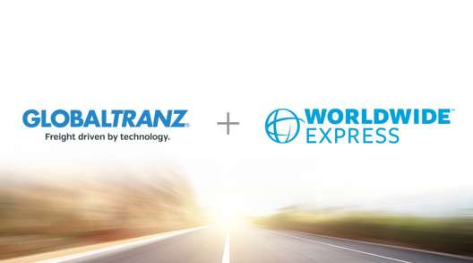 GlobalTranz-Worldwide Express merger image