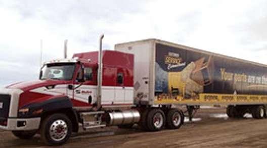 Mullen Group truck
