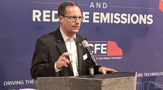 NACFE Executive Director Mike Roeth