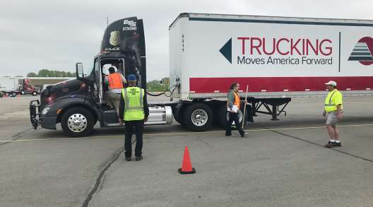 Wisconsin Truck Driving Championships