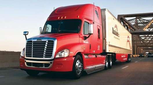 Nussbaum Transportation truck