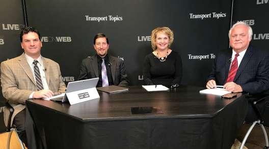LiveOnWeb panelists