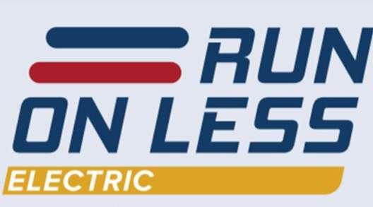 Run on Less — Electric logo