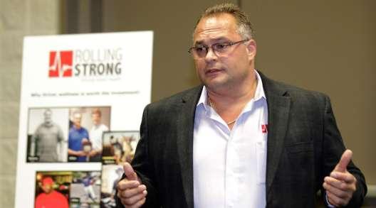Rolling Strong's Steve Kane