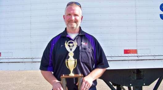 Mississippi competitor Scott Osborne