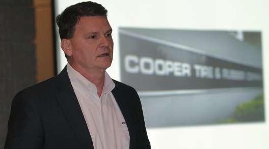 Cooper's Gary Schroeder