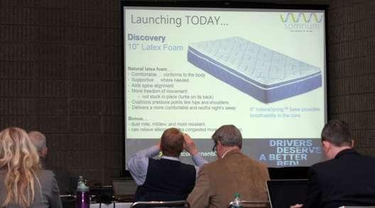 Discovery mattress