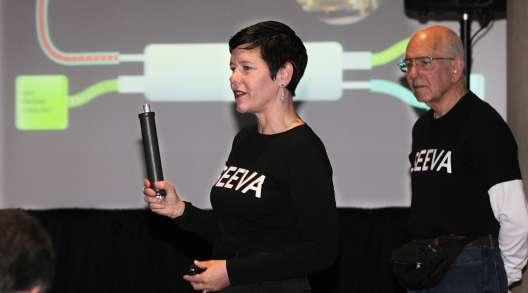 Seeva's Diane and Jere Lansinger