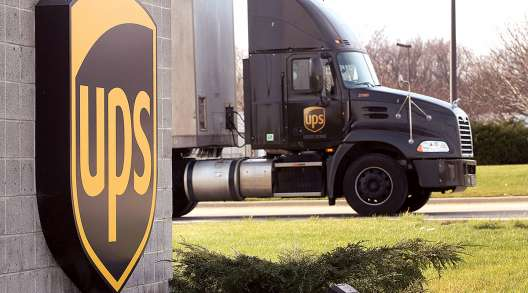 UPS net income rose in Q3.