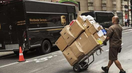 UPS Worker