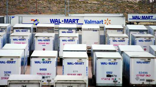 Walmart Trailers