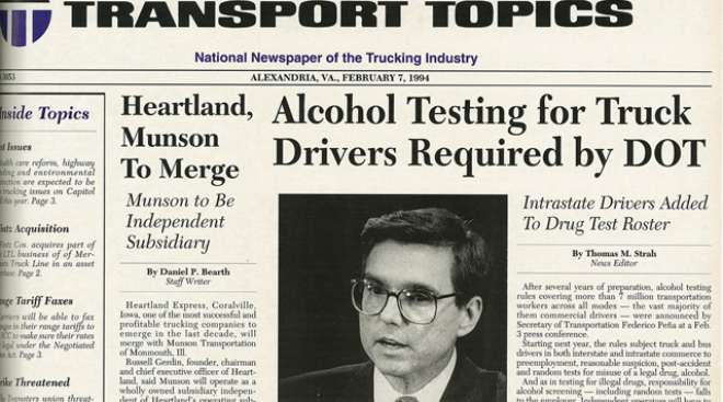 TT Archives: Substance Abuse Testing