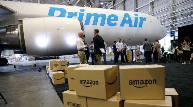 Amazon Airplane