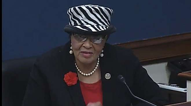 Rep. Alma Adams (D-N.C.)